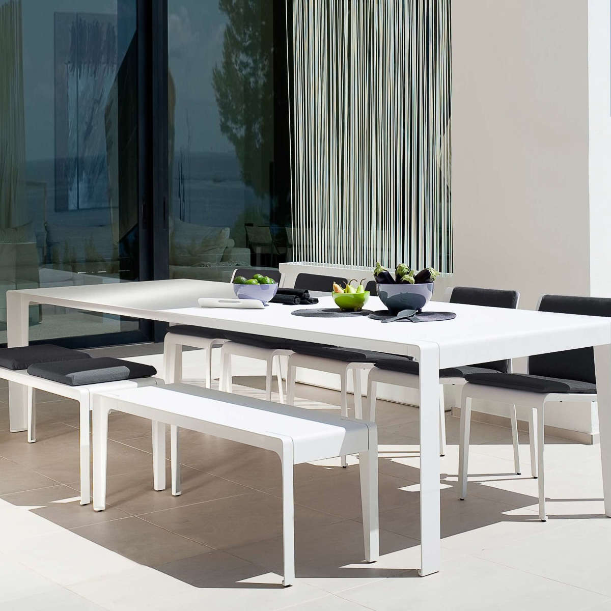 Tribu Mirthe Dining Table Ambient 2