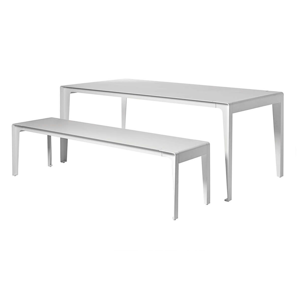Tribu Mirthe Dining Table With Bench