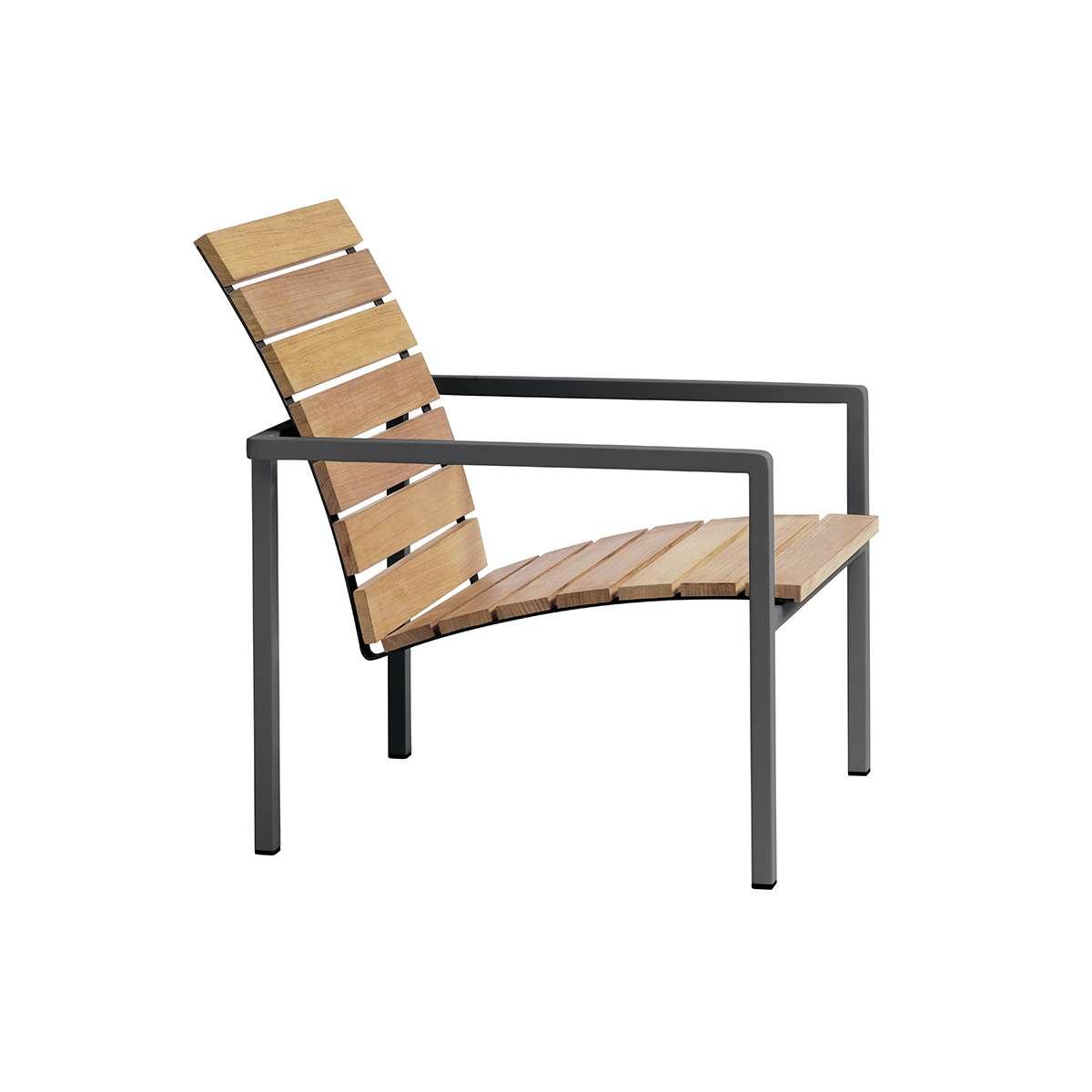 Teak Natal Alu Easy Chair