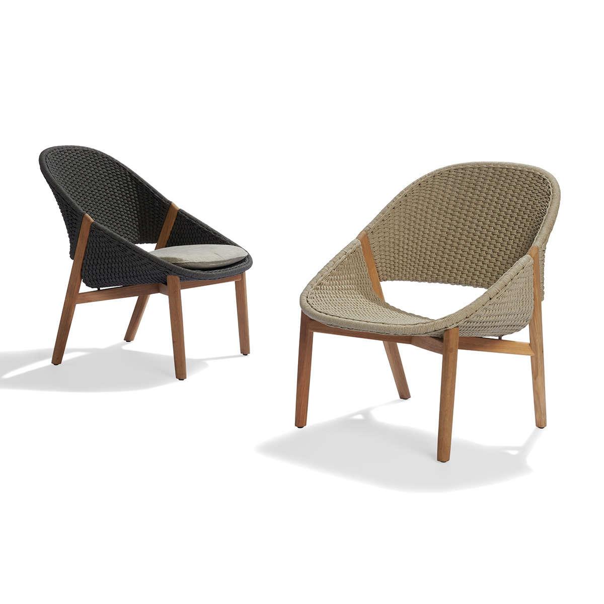 Tribu Elio Easy Chairs Modern Garden