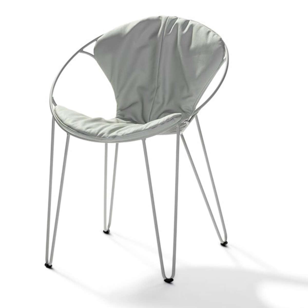 Wire Dining Chair Modern Garden Co