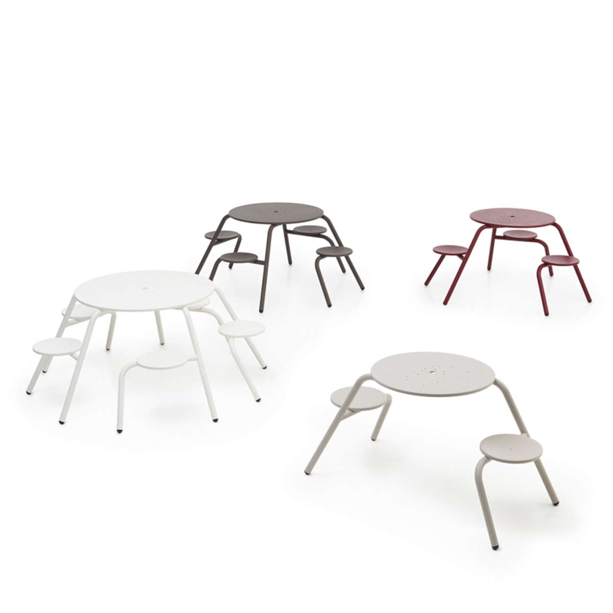 Extremis Virus Outdoor Table