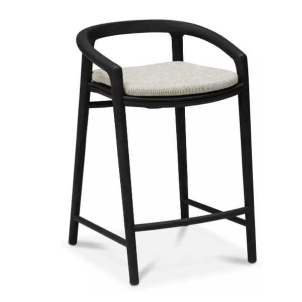 Solid Bar Stool