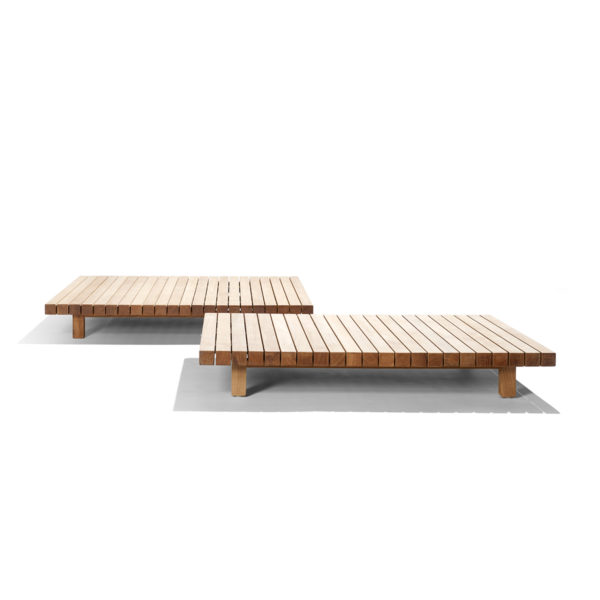 Vis a Vis Lounge Table