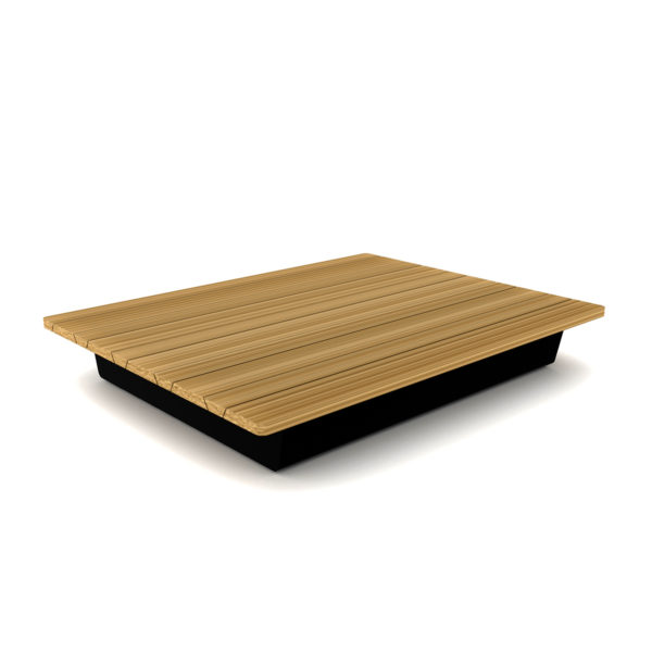 Air Large Footstool / Coffee Table