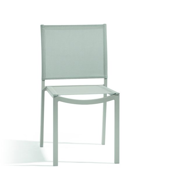 Helios Square Textiles Dining Chair