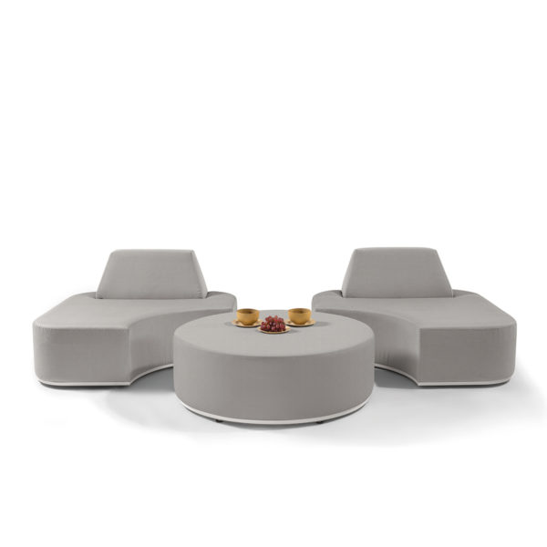 Moon Island Footstool / Side Table / Lounge Table