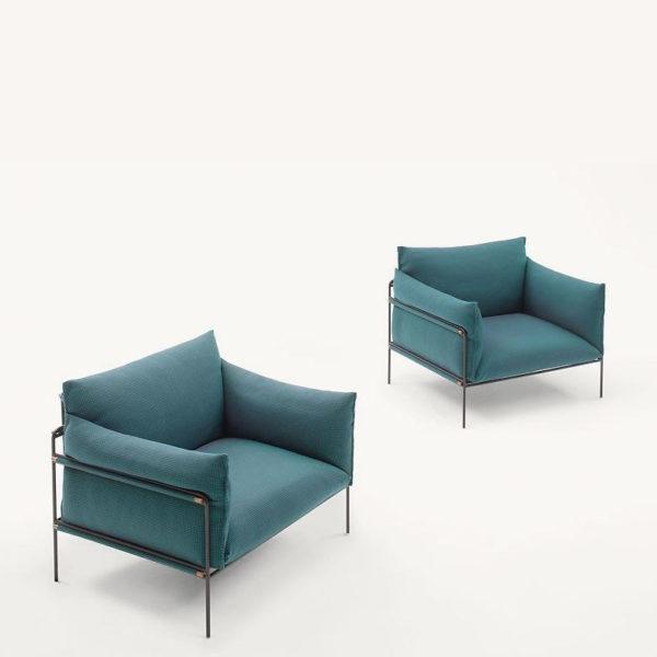Kaba Lounge Chair