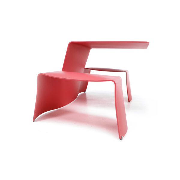 Tosca Wengé Clubchair And Daybed