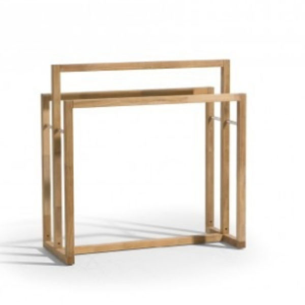 Siena Teak Towel Rack