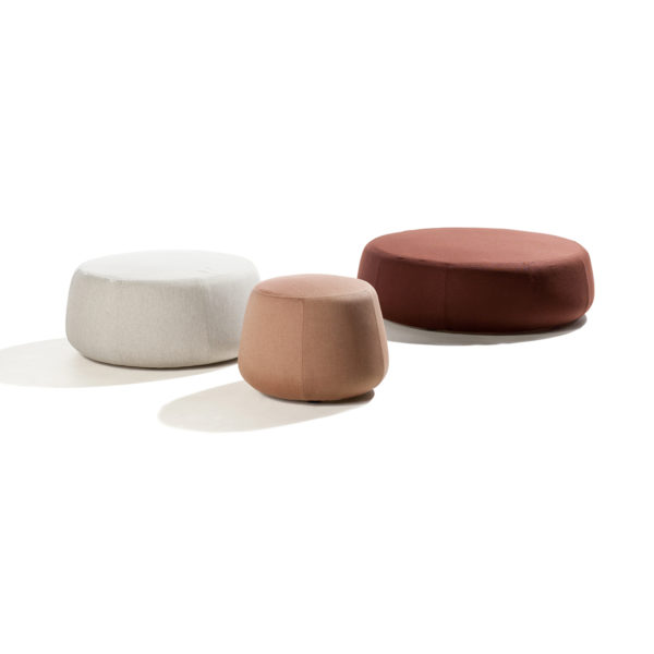 Nomad Poufs and Ottomans