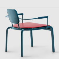 Rock Lounge Chair