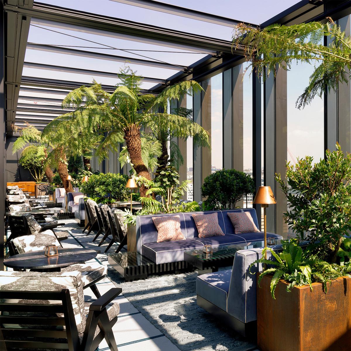 Soho House, White City by Design: Soho House & AHMM Architects