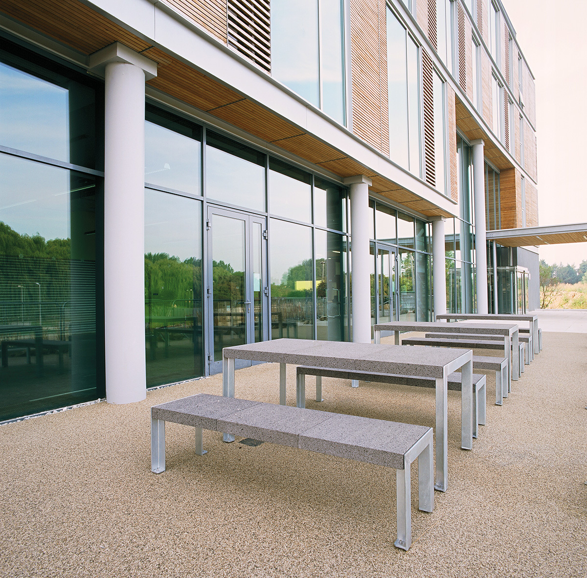 Anglia Ruskin University Students Union Building by Design: AHMM