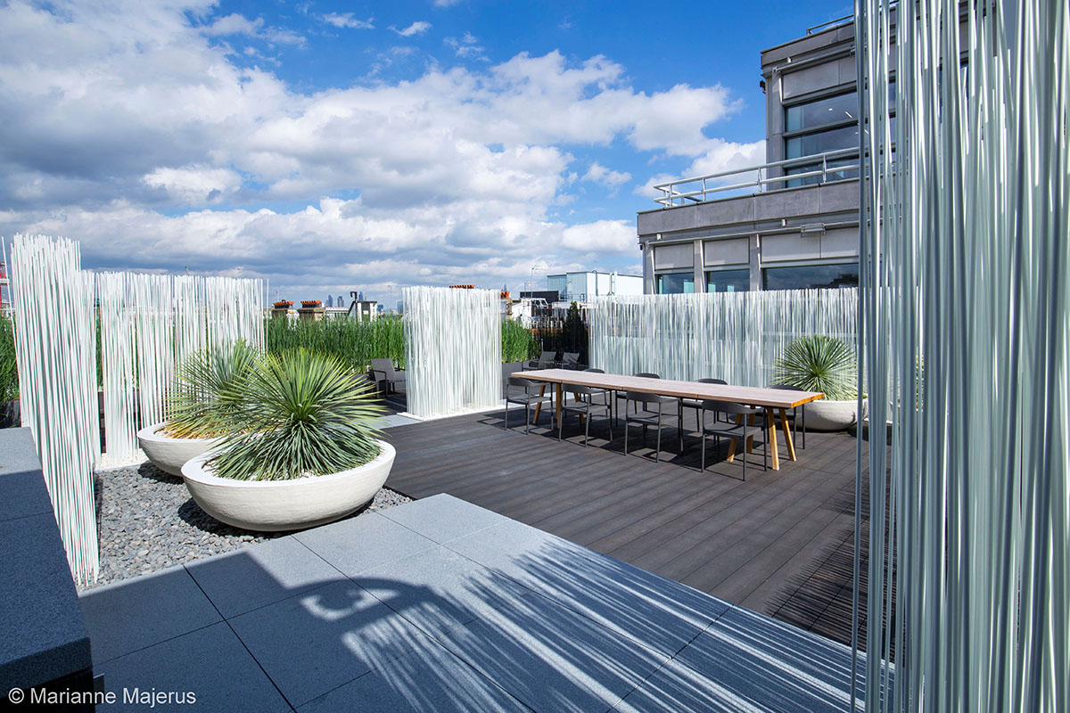 Berkeley Street, Office London Roof Terrace by Design: James Aldridge