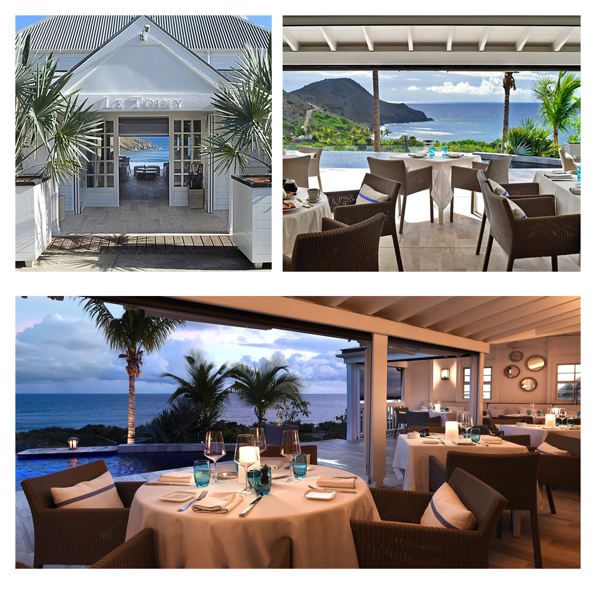 Relais & Chateaux Hotel Le Toiny, St Barth by Design: Bee Osborn