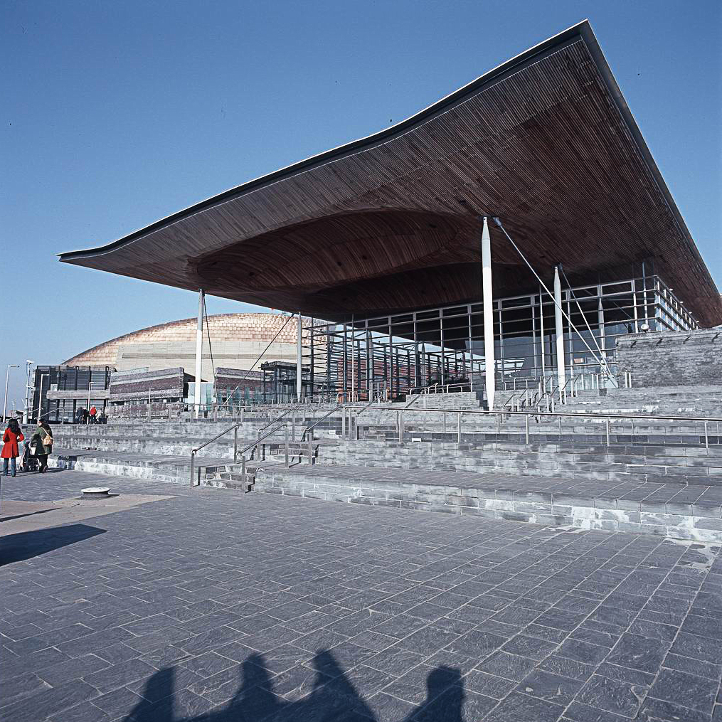 The Welsh Assembly by Design: Richard Rogers and Partners