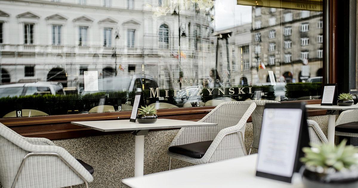 The Modern Garden Company Hotel Bristol Warsaw