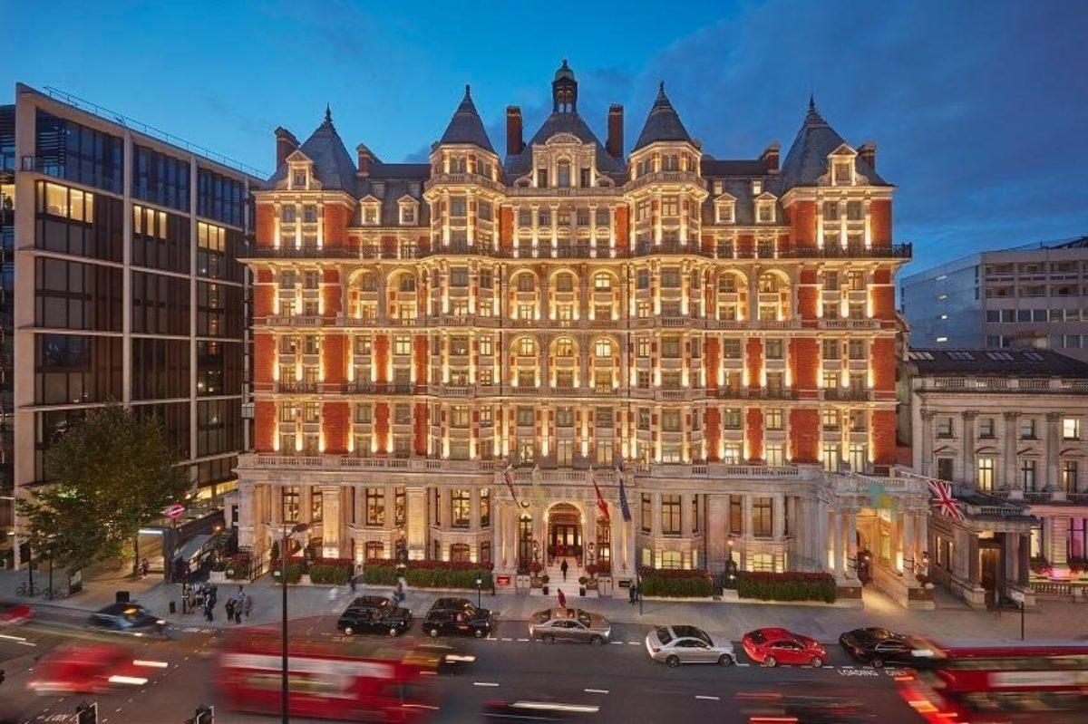 The Mandarin Oriental, Hyde Park - Penthouse Suites