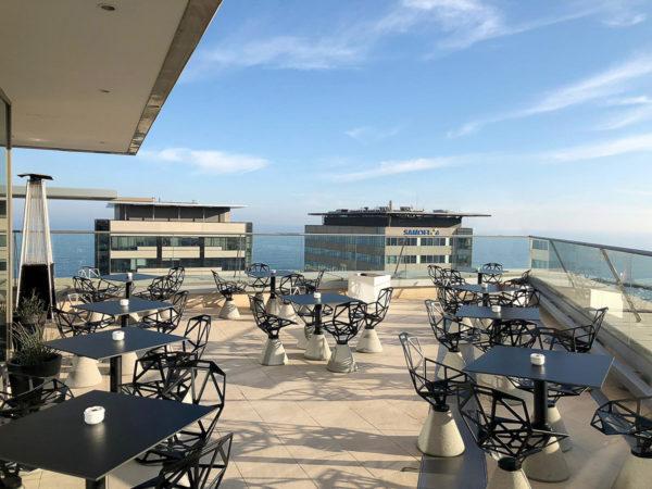 Hilton Barcelona Terrace Website