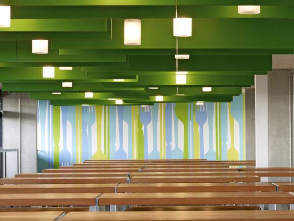 Westminster Academy Cafeteria