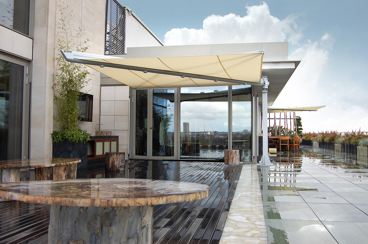 Knightsbridge Roof Terrace by Design: MGCo direct with client