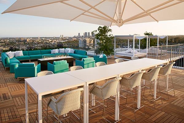 London West Hollywood, LA by Design: Richmond International